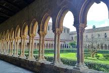 Chiostro dei Benedettini, Monreale, Italy