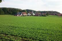Dorenther Klippen, Ibbenbueren, Germany