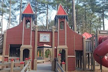 Ben's Red Swings Community Playground, Salisbury, United States