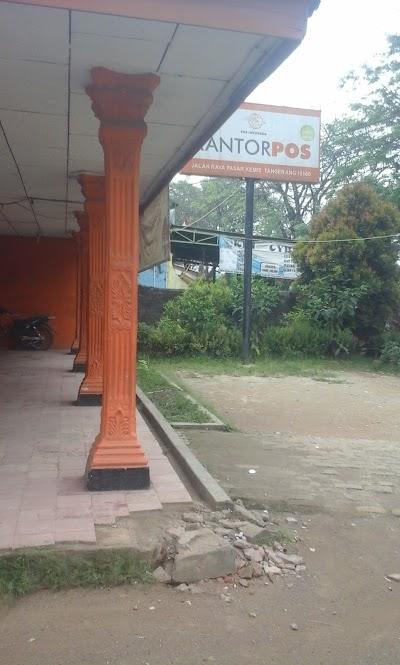 Kantorpos Pasar Kemis Banten Telepon 62 21 5926777