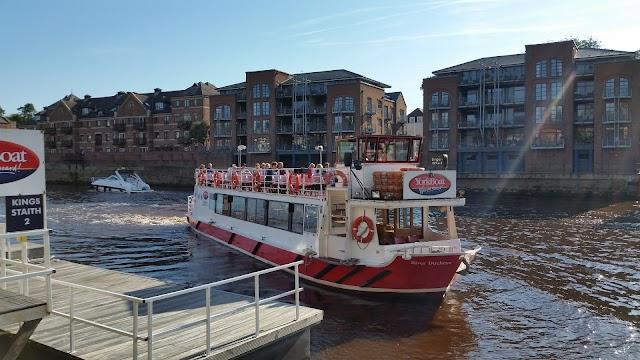 City Cruises York King's Staith Landing