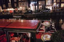 Smokeboat Amsterdam, Amsterdam, The Netherlands