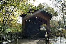 Ada Township Covered Bridge, Ada, United States