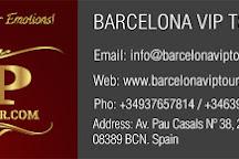Barcelona VIP Tours, Barcelona, Spain