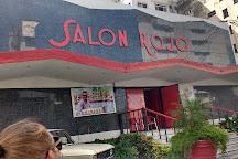 Salon Rojo del Capri, Havana, Cuba