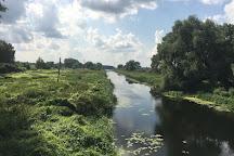 Oster River, Kozelets, Ukraine