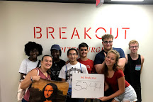 Breakout Games - Pittsburgh (South Hills), Pittsburgh, United States