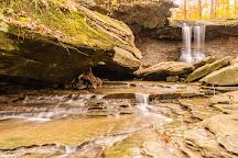 Blue Hen Falls, Brecksville, United States