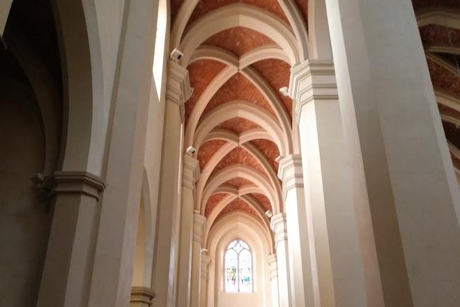 Parroquia Santa Maria, Castellon de la Plana, Spain