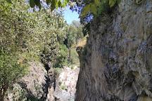 Le Gole dell'Alcantara, Castiglione di Sicilia, Italy