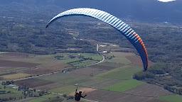Lijak 1 Paragliding