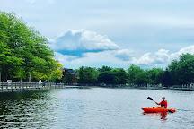 Niknaks Paddle Shack, Smiths Falls, Canada
