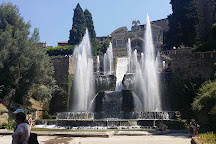 Parco Villa Gregoriana, Tivoli, Italy