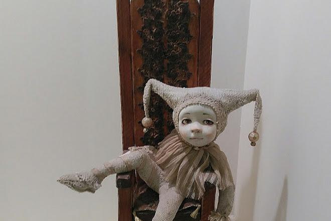 Dolls Gallery, St. Petersburg, Russia