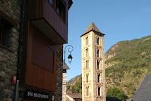 Iglesia de Santa Eulalia d'Erill la Vall, Erill La Vall, Spain