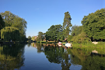 The River Avon Trail, Stratford-upon-Avon, United Kingdom