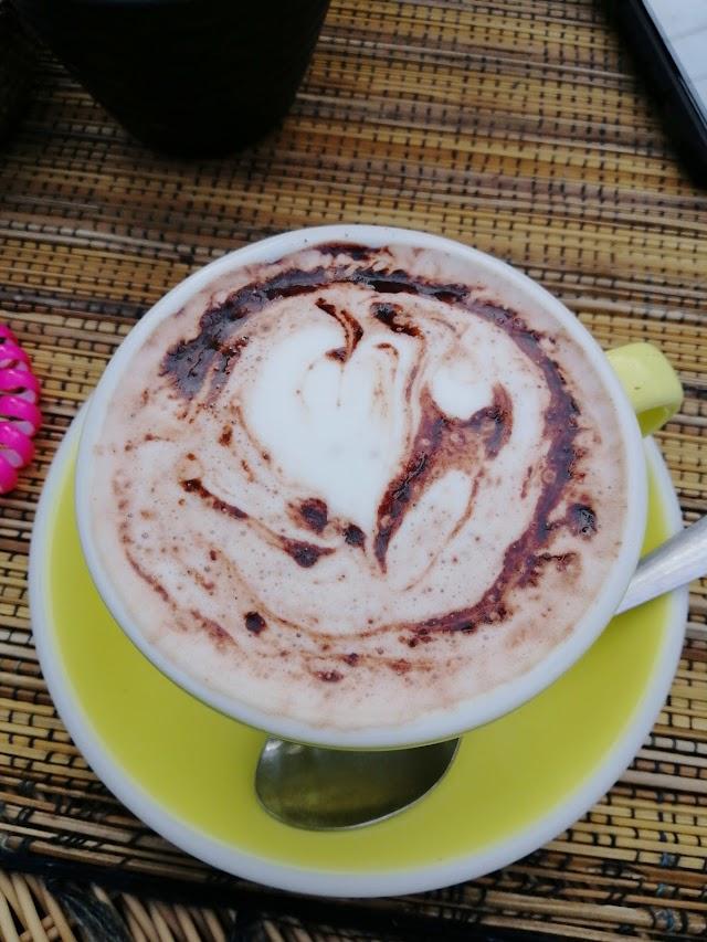 Mushroom Espresso