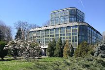 The Botanical Garden (Gradina Botanica), Bucharest, Romania