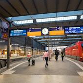 Station  Muenchen Hbf