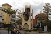 New Clock Tower, Taiping, Malaysia