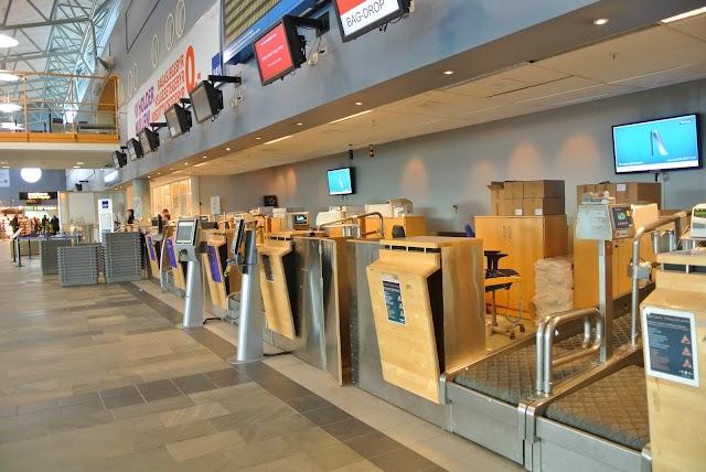 Tromsø Airport Langnes