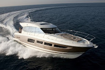 Tropicalboat Luxury Yacht Charters & Rentals, Miami, United States