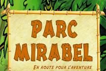 Parc Mirabel, Menetrol, France
