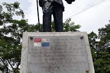 Monumento a Antonio de la Torre y Miranda, Since, Colombia