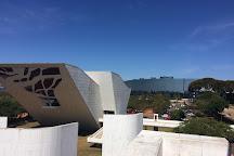 Mastro e Pavilhao Nacional, Brasilia, Brazil