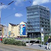 Автобусная станция   Kálvin tér M