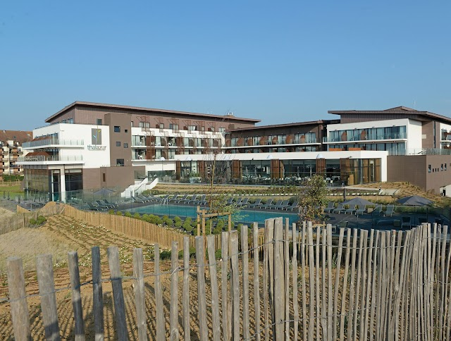 Hotel les bains de Cabourg