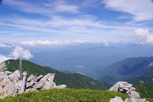 Mt. Kiso Komagatake, Agematsu-machi, Japan
