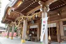 Takekoma Shrine, Iwanuma, Japan