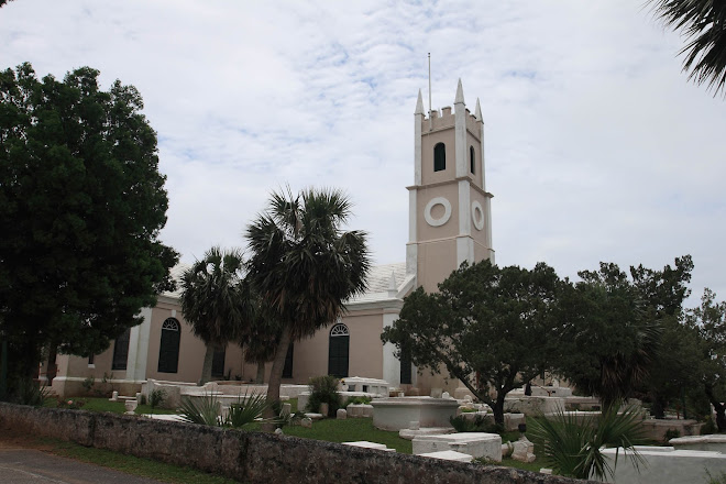 Christ Church, Warwick Parish, Bermuda