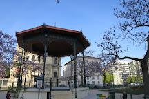 Square de la place de Bitche, Paris, France