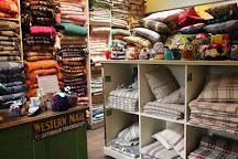 Jane Beck Welsh Blankets, Tregaron, United Kingdom
