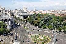 Cibeles Fountain, Madrid, Spain