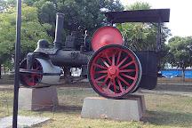 Museu de Historia do Pantanal, Corumba, Brazil