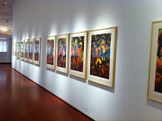 Green Art Gallery dubai UAE