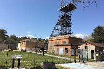 Musee de la Mine, Greasque, France