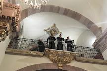 Templo y ex-convento de la Santa Cruz de los Milagros, Queretaro City, Mexico