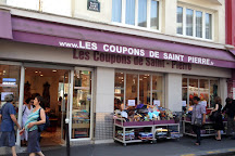 L'Atelier des Coupons Saint Pierre, Paris, France