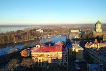 Clock Tower, Vyborg, Russia
