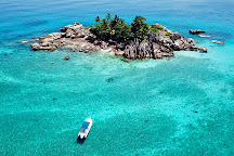 Sagittarius Taxi Boat Excursions, Anse Volbert, Seychelles