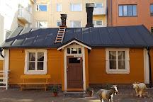 Burgher's House, Helsinki, Finland