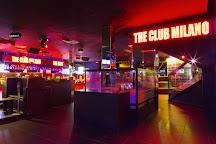 The Club, Milan, Italy