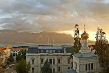 Eglise Orthodoxe Russe Sainte-Barbara, Vevey, Switzerland