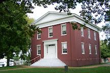 Mount Pulaski Courthouse State Historic Site, Mount Pulaski, United States