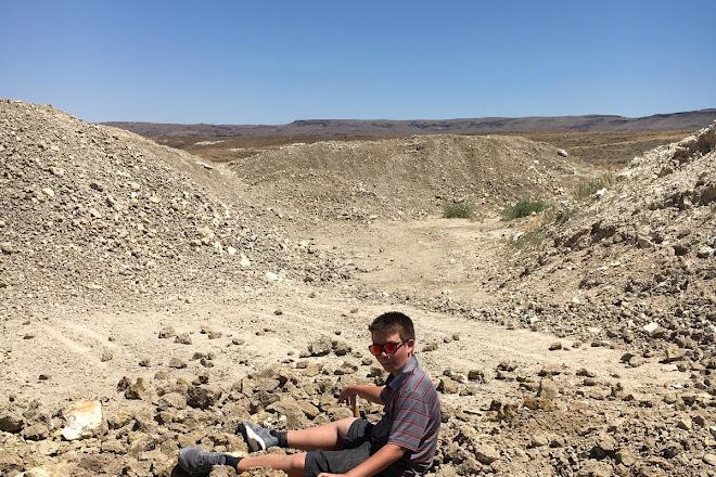 Visit Rainbow Ridge Opal Mine on your trip to Denio or