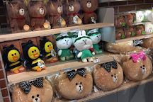 Line Friends Store-Langham Place, Hong Kong, China